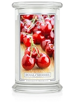 Kringle Candle Royal Cherries
