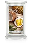 Kringle Candle Coconut Pineapple