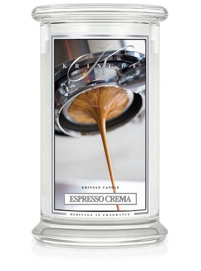 Kringle Candle Espresso Crema