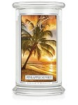 Kringle Candle Pineapple Sunset